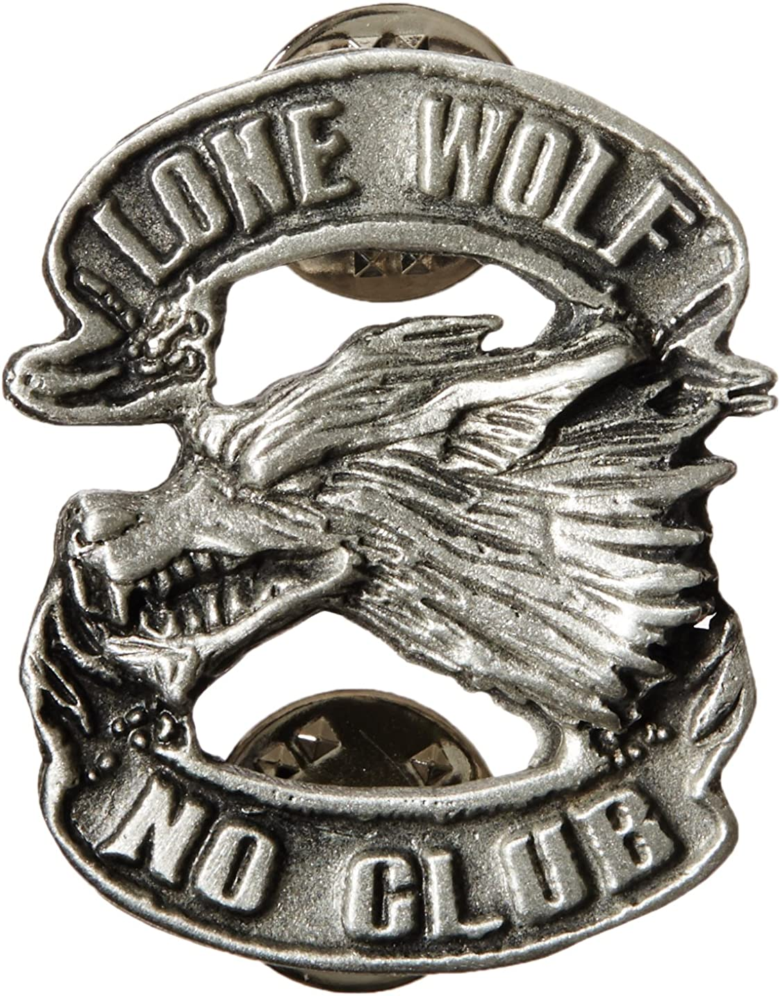 Hot Sale sold out price Leathers PNA1048 Lone Pin Wolf