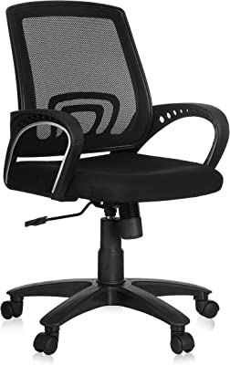 MBTC Flora Mesh Office Revolving Desk Chair