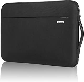 Voova Laptop Sleeve Case 14 15 15.6 Inch,Upgrade 360°Protective Computer Carrying Cover Bag Compatible with Macbook Pro 15...