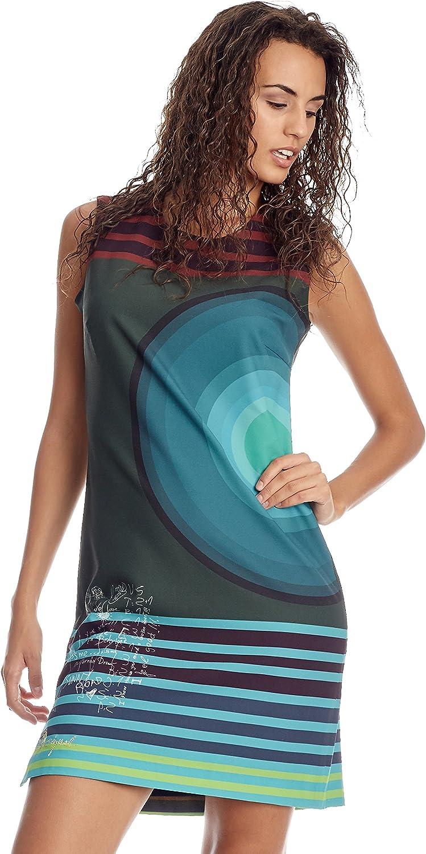 Desigual Women's Sleevesless Nuri Dress