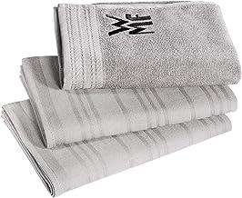 WMF keukenhanddoekenset, 3-delig, handdoek, theedoek, katoen
