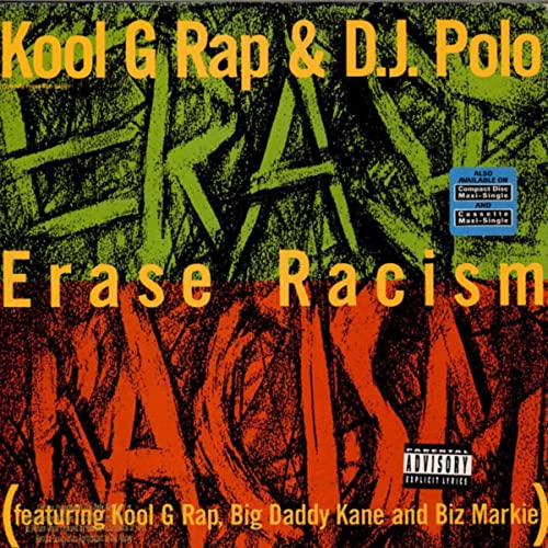 Erase Racism [Explicit] de Kool G Rap & DJ Polo en Amazon Music ...