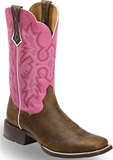 Women's Tombstone Passion Western Boot Square Toe - 10023367