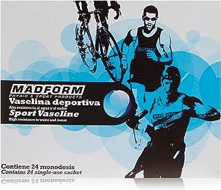 comprar comparacion Madform Vaselina Deportiva Vaselina deportiva con una alta resistencia al agua y al sudor - caja de 24 sachets de 10 ml
