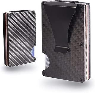 Best carbon fiber front pocket wallet Reviews