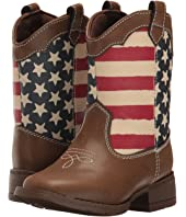 Baby Deer - Western Americana Boot (Infant/Toddler)