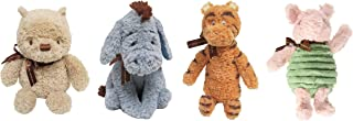 Kids Preferred Classic Winnie The Pooh Set of 4 - Pooh, Piglet, Tigger and Eeyore