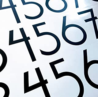 Best house number decals Reviews