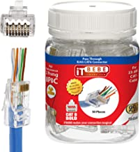 Best ez rj45 cat6+ strain relief Reviews