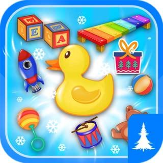 Christmas Kids Toy Smash