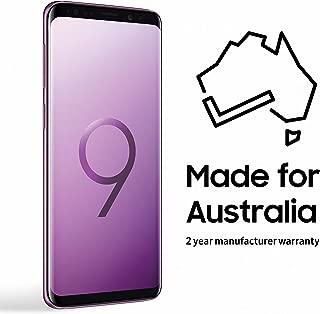 Samsung SM-G960FZPAXSA Galaxy S9 64GB Smartphone (Australian version), Lilac Purple