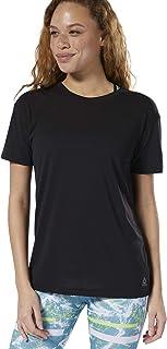 ريبوك WOR SUPREMIUM 2.0 T-Shirt BL للنساء