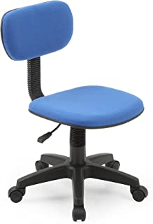 on sale aa4b4 808d0 Amazon.com: Blue Home Office Desk Chairs