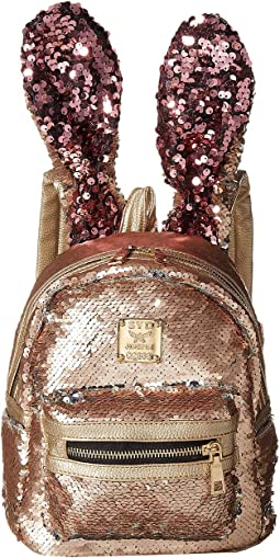 Gold Sequin Bunny