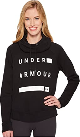 Under Armour Favorite Fleece Graphic Pullover