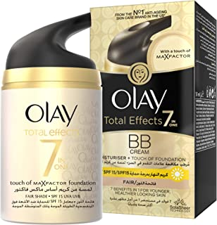 Olay Total Effects 7 In 1 Bb Cream 50 ml, Pack of 1