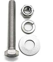marine grade stainless steel nuts and bolts