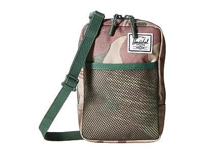 Herschel Supply Co. Sinclair Large (Brushstroke Camo) Cross Body Handbags