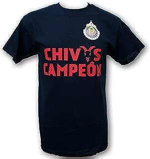 ESF Chivas deL Guadalajara Liga MX 2017 Men's T-Shirt