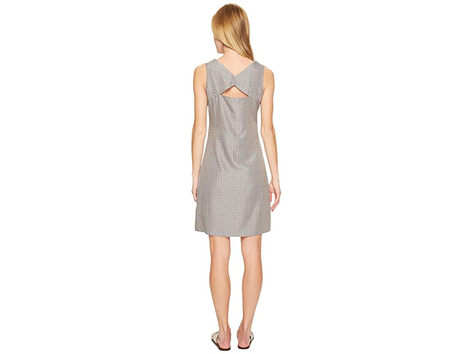Mountain Khakis Hailey Dress (Gunmetal) Women