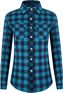 Best flannel shirt with bell sleeves Reviews