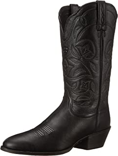 Ariat Women's Heritage Western R Toe Western Cowboy Boot