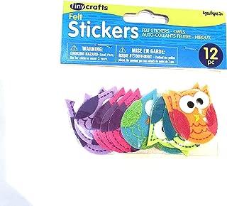 Tiny Crafts Felt Stickers