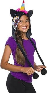 Rubies Childs Tokidoki Costume Hood, Dia De Los Muertos Caramelo Unicorno