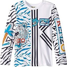 Multi Iconics T-Shirt (Toddler/Little Kids)