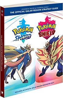 Pokemon Sword & Shield Off Galar Strateg: Official Galar Region Strategy Guide