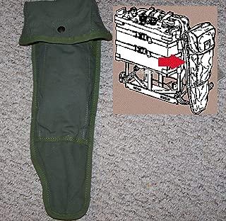 Case PRC 77 PRC 25 Radio Handset Antenna Case Pouch Military USMC Army + P38