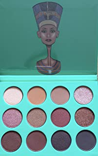 Juvia's Place The Nubian Green by Juvia, Eyeshadow Palette