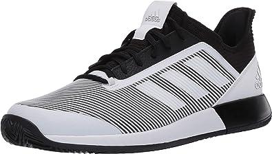 adidas Men's Defiant Bounce 2.0 Tennis Shoe