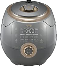 Dimchae Cook Induction Heating Pressure Rice Cooker 10 Cup (Silver)