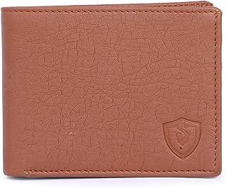 Keviv® Artifical Leather Wallet for Men/Men's Wallet (Tan)
