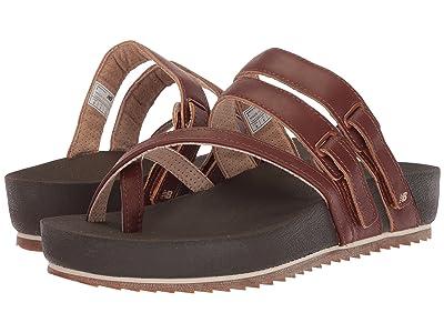 New Balance Traveler Sandal (Whisky) Women