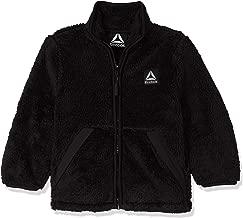 Reebok Boys' Active Double Sided Fleece Jacket