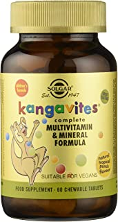 Solgar Kangavites Multi Tropical - 60 Tabletas