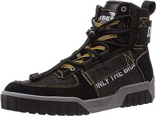 Diesel Men's S-RUA Sp-Sneaker Mid