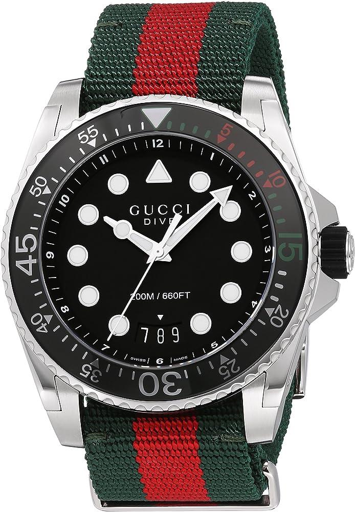 Gucci orologio unisex YA136209