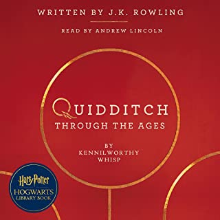 Quidditch Through the Ages: A Harry Potter Hogwarts Library Book