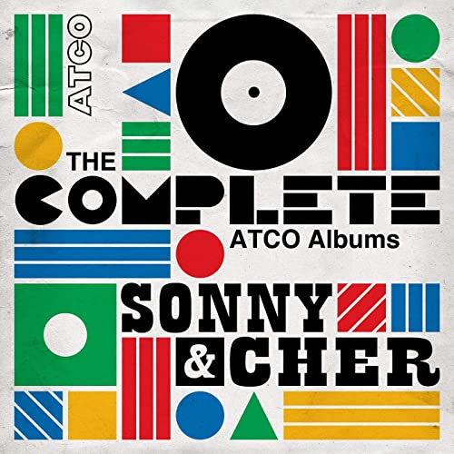 Sonny & Cher – The Complete ATCO Albums (2019) – It's only rock'n'roll