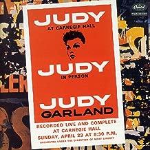 Judy At Carnegie Hall