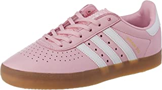 adidas Originals Womens 350 Casual Fashion Sports Lace Up Trainers Shoes - Pink