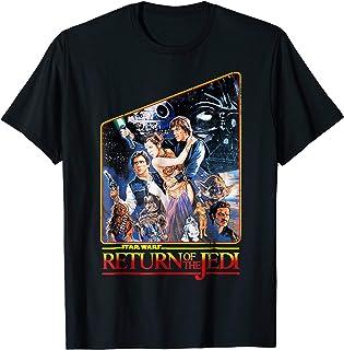 Star Wars Return of the Jedi Graphic T-Shirt
