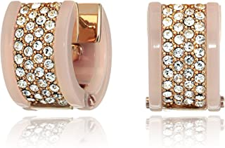 michael kors huggie hoop earrings
