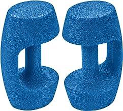 BECO AquaHantel BEbell S, leicht, blau, Paar