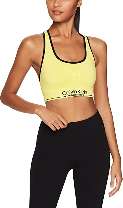 Calvin Klein Women's Performance Reversible Sport Bra