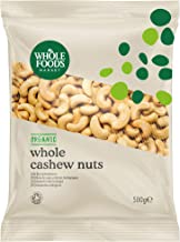 Whole Foods Market - Anacardos ecológicos, 500g