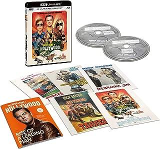 ワンス・アポン・ア・タイム・イン・ハリウッド 4K ULTRA HD & ブルーレイセット(初回生産限定) [4K ULTRA HD + Blu-ray]...